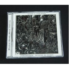 "DEATH'S COLD WIND ""Subyugador – In Goat We Trust"""