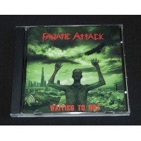 "FANATIC ATTACK ""Waiting to rot"""