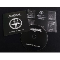 "FORGOTTEN GOD ""Revelation Of The Forgotten Cult"""
