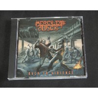 """MERCILESS ATTACK """"Back to Violence"""""""