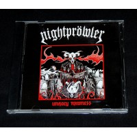 "NIGHTPROWLER ""Unholy Rawness"""