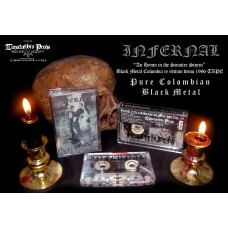 "INFERNAL "" An Hymn in the Sinister Storm"""